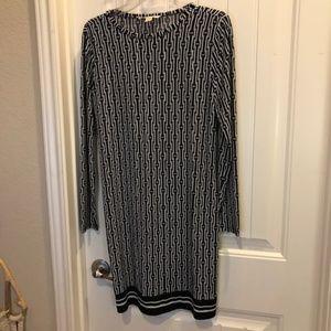 Medium Michael Kors Dress- Black and White